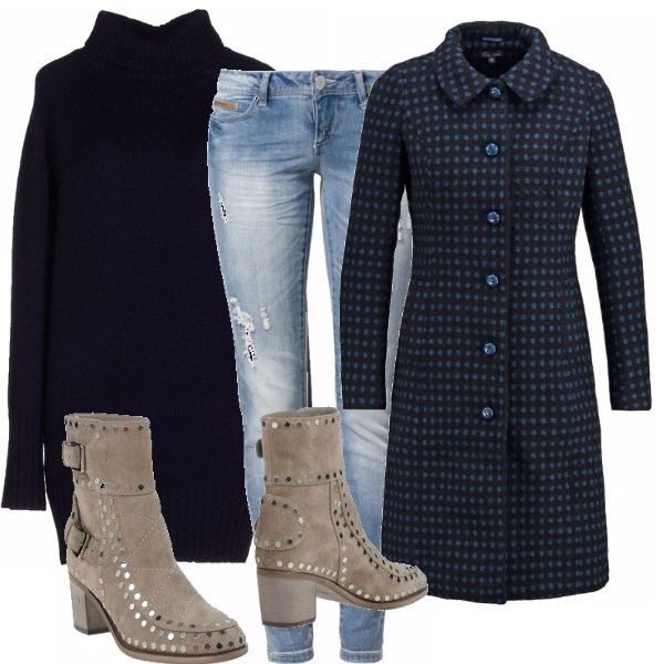 Outfit Cappotto protagonista