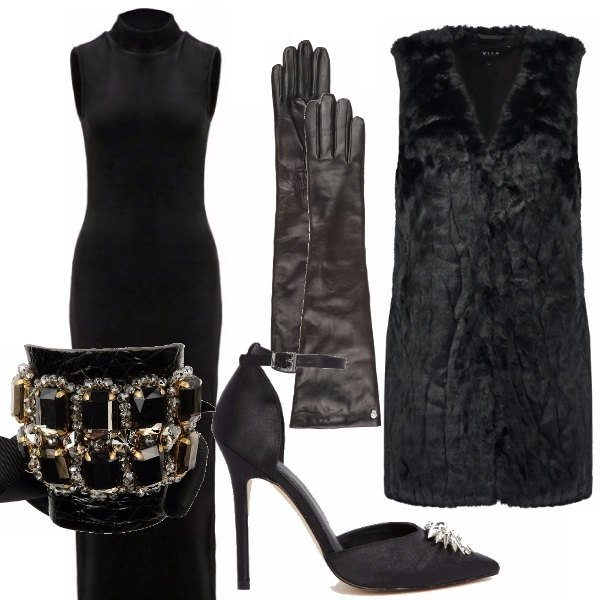 Outfit Femme fatale