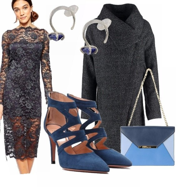 Outfit Pizzo, pizzo, pizzo!