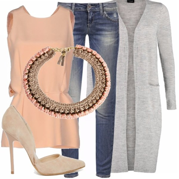 Outfit Nude obsession!