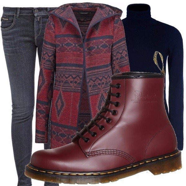Outfit Dr. martens!