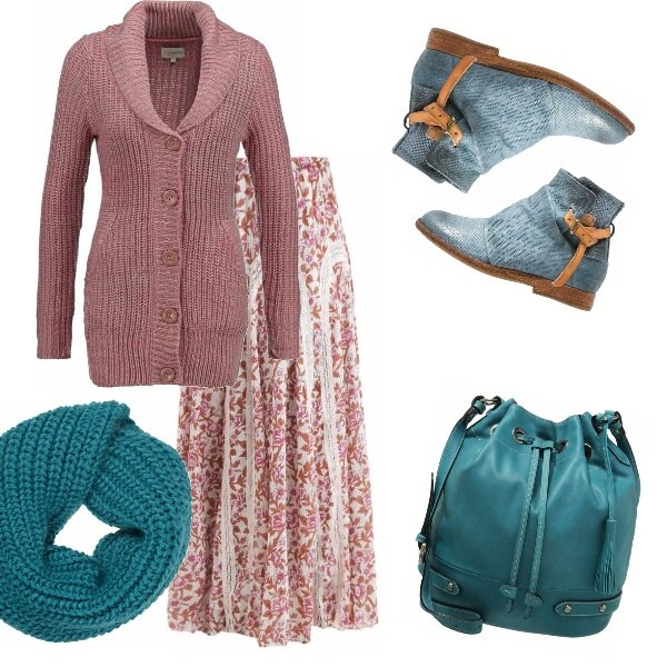 Outfit Gipsy in winter