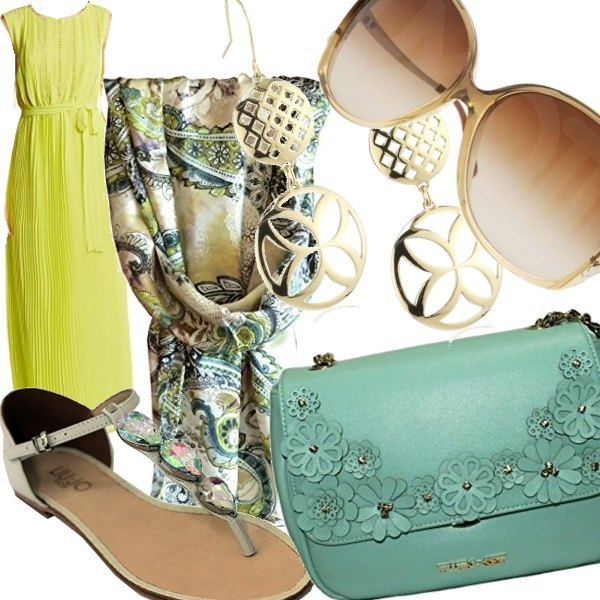 Outfit Garden Party