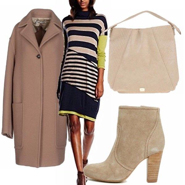 Outfit Tenue con un tocco di colore!