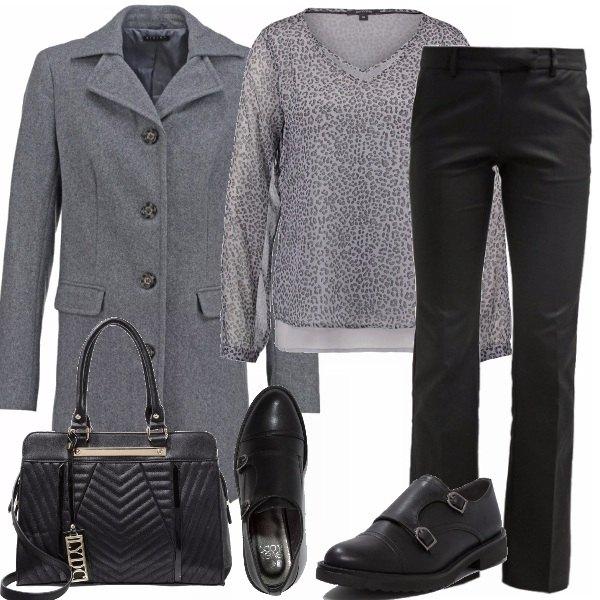 Outfit Minimal e perfetto