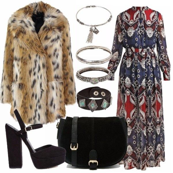Outfit Fur season