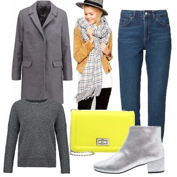 Outfit Sixties boots