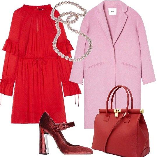 Outfit Una donna d'altri tempi