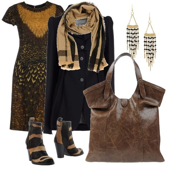 Outfit Fantasia multiforme