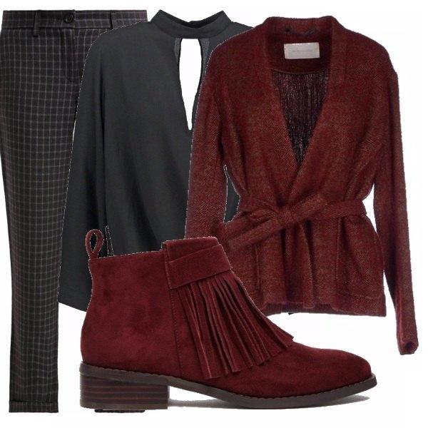 Outfit Caldo&comodo!