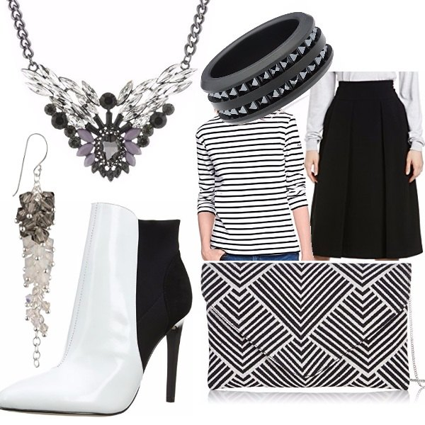 Outfit Black or White