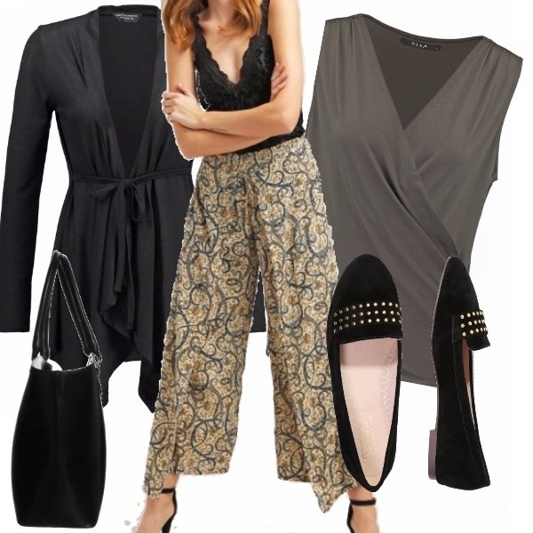 Outfit Triangolo invertito