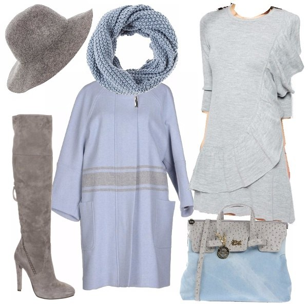 Outfit Tenue inverno