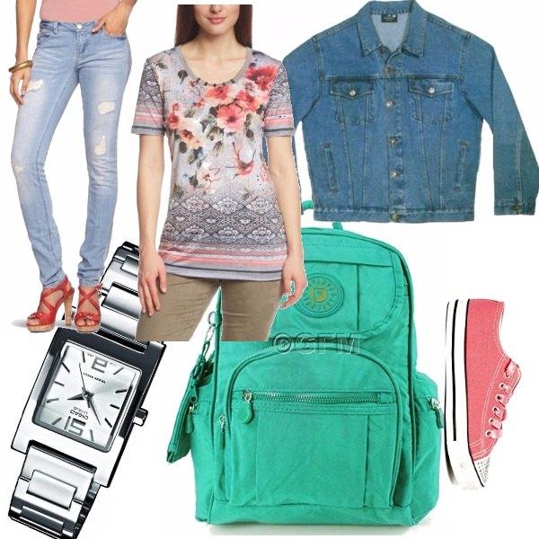 Outfit Primavera!