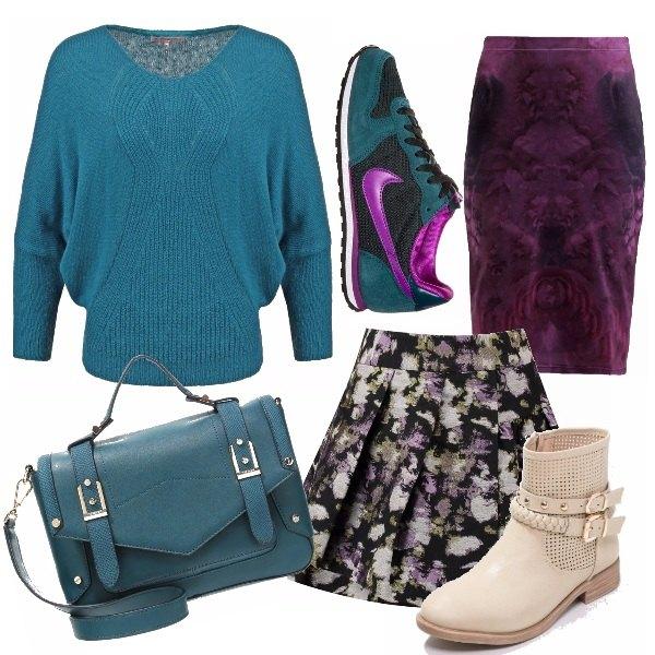 Outfit Doppia ispirazione