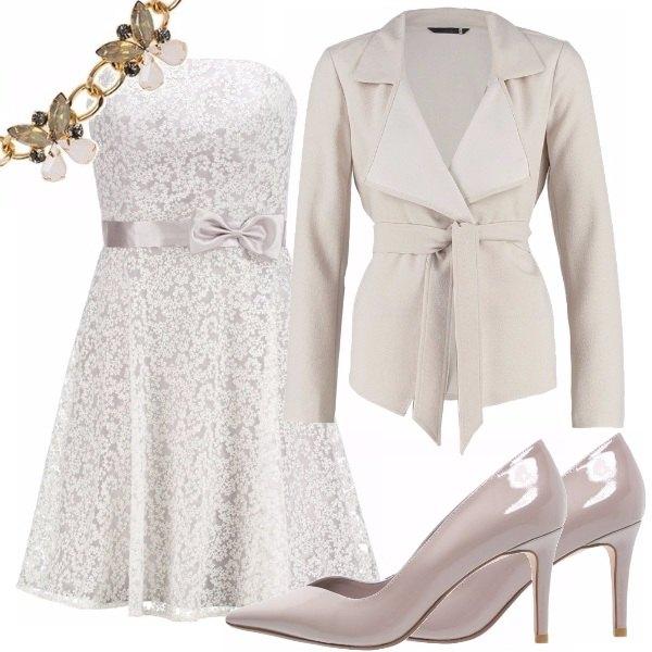 Top Ragazza bon ton: outfit donna Elegante per cerimonia e serata  II94