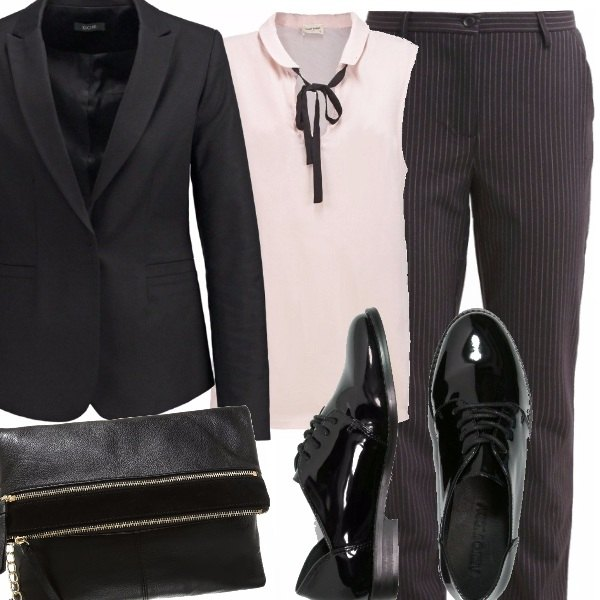Outfit Stringate in grande stile!