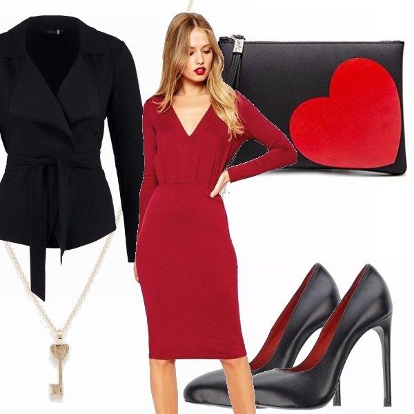 Outfit San Valentino - Innamorata della vita