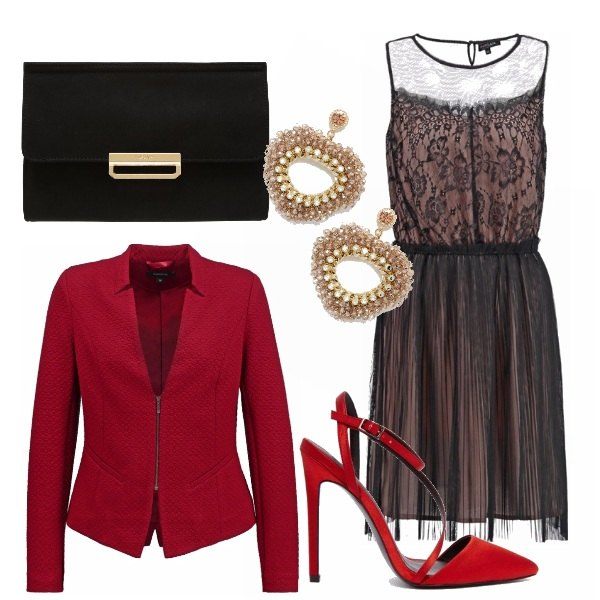 Outfit Be my valentine