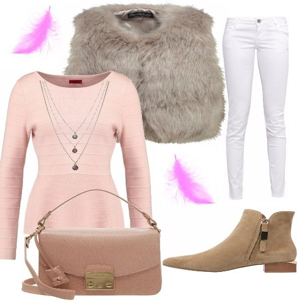 Outfit Pink girl