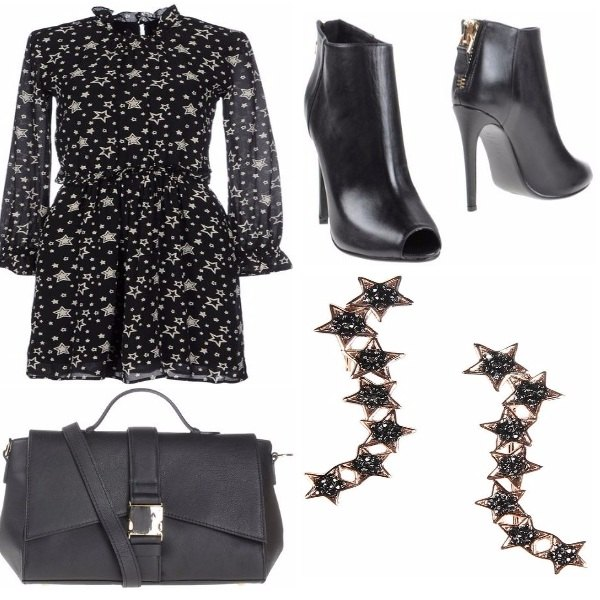 Outfit Per brillare tra le stelle