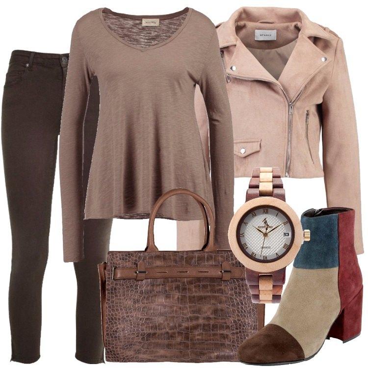 Outfit Non solo marrone