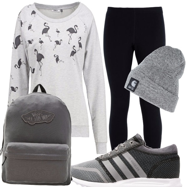Outfit Leggings for fitness!