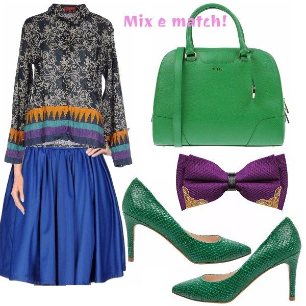 Outfit Mix e match