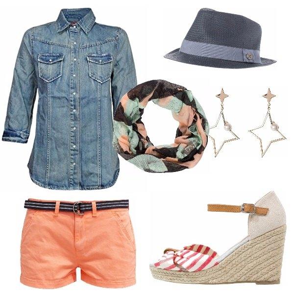 Outfit Falò sulla spiaggia
