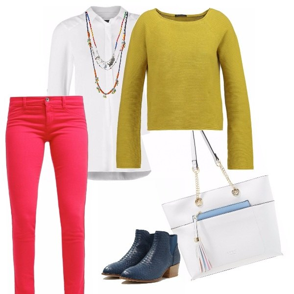 Outfit Colore!