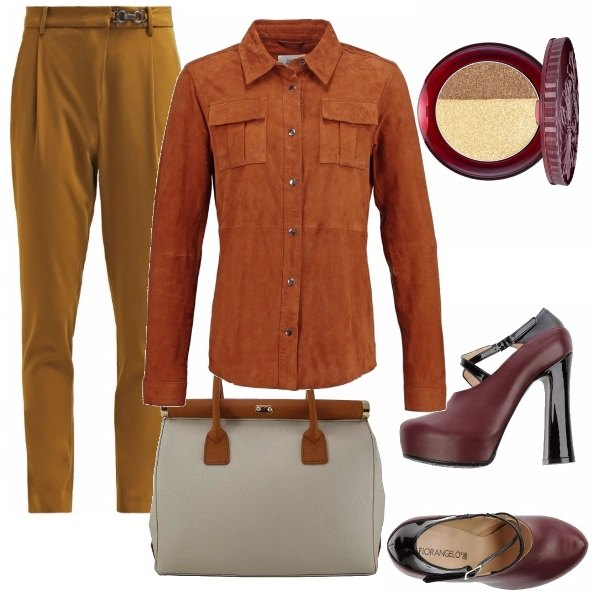 Outfit A cavallo!