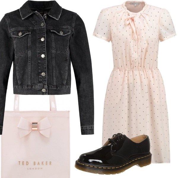Outfit Romantico ma non troppo