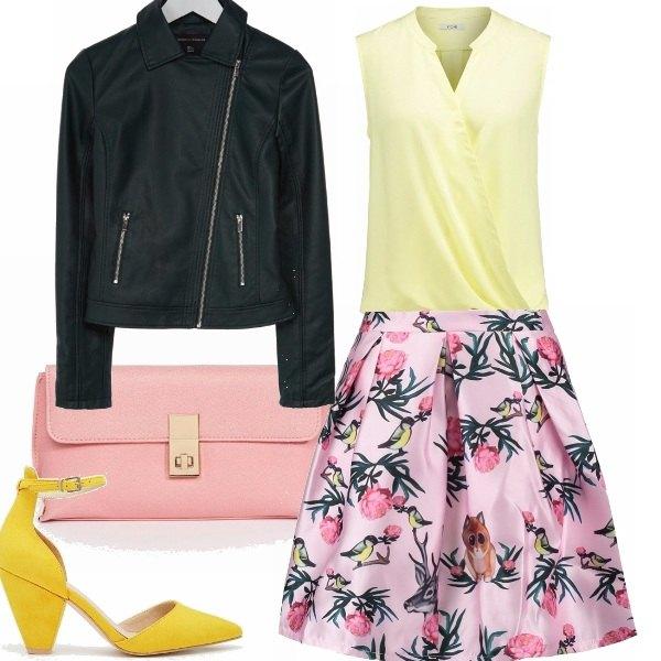 Outfit Esplosione di primavera