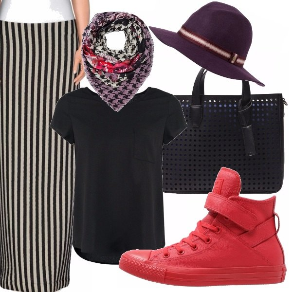 Outfit Sportive con classe