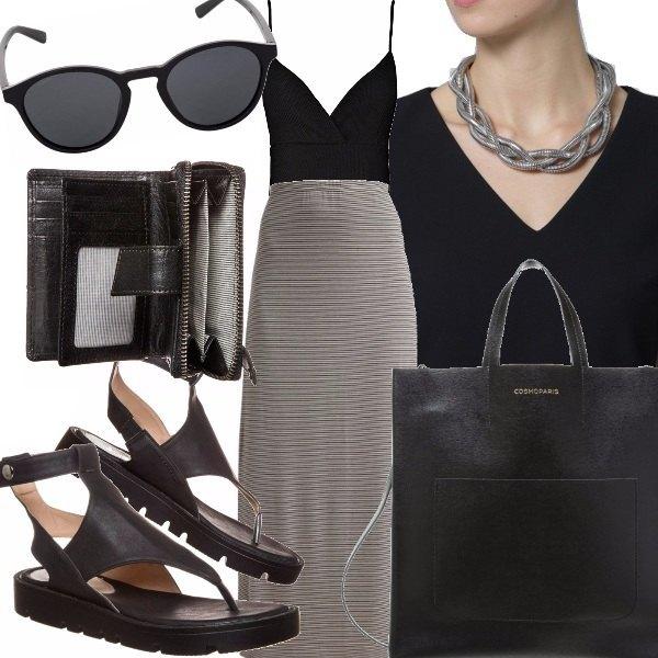 Outfit La reine noire