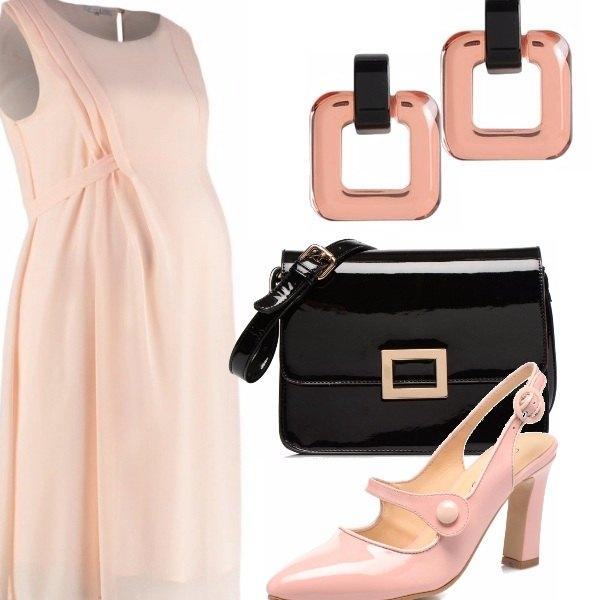 Outfit Futura mamma a nozze