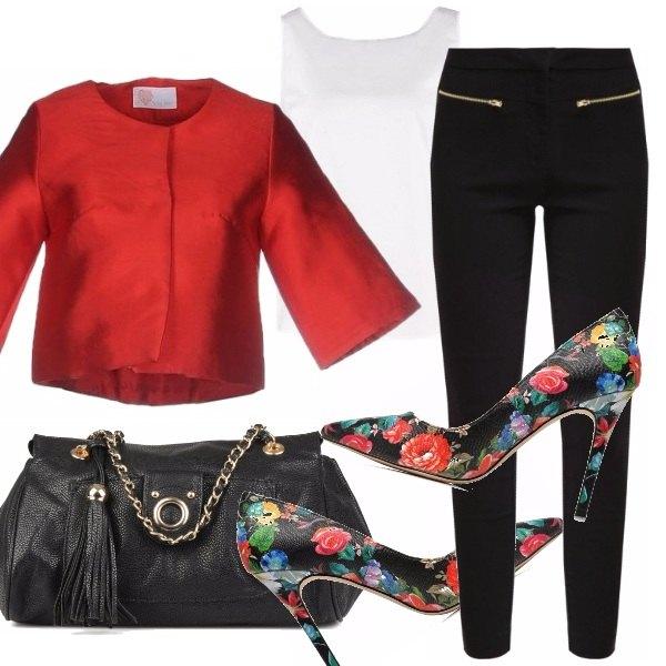 Outfit Il connubio perfetto