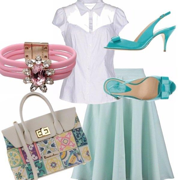Outfit Colazione da tiffany oggi