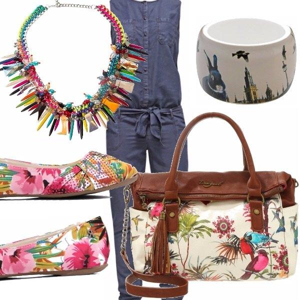 Outfit Jumpsuit colori e colori!!