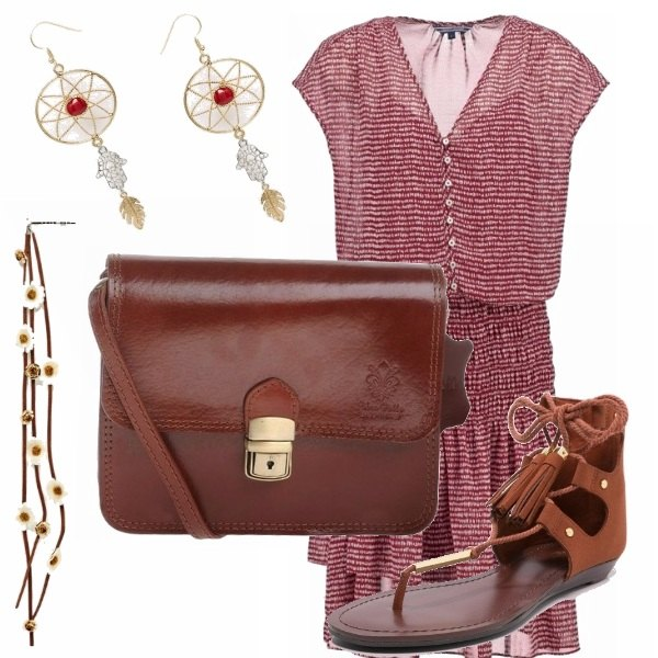 Outfit Boho minimal