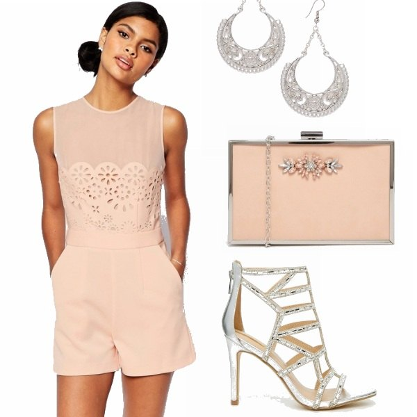 Outfit Cerimonia in rosa!