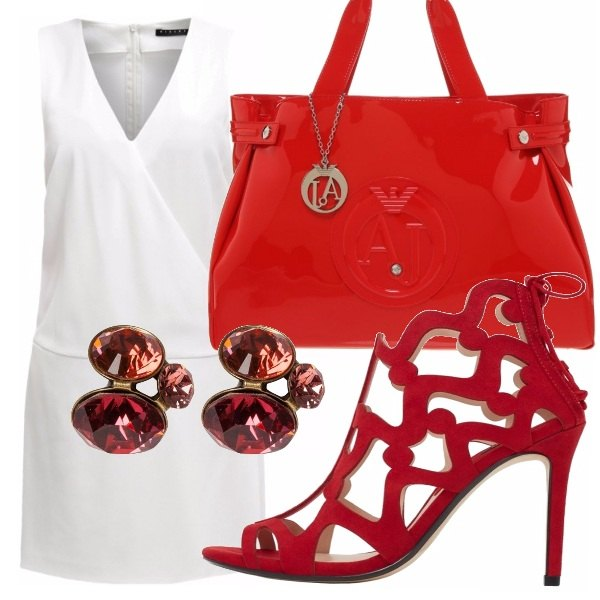 Outfit Bianco candore