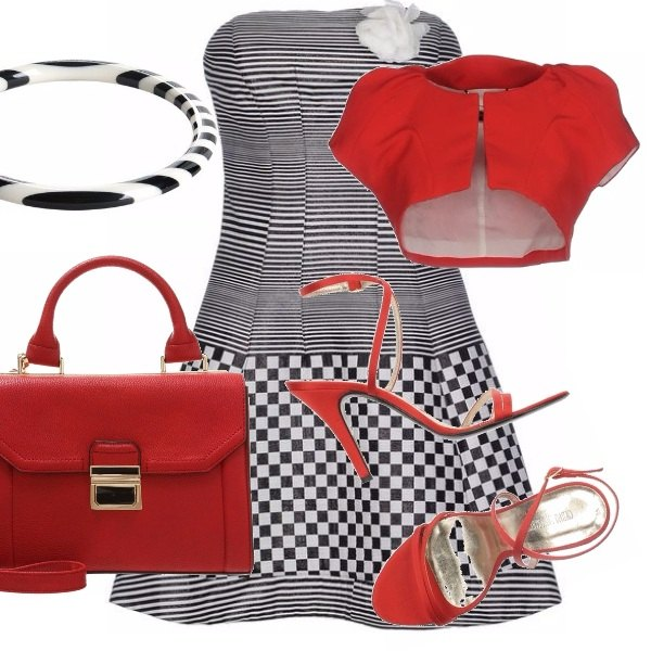 Outfit Scacchi e...
