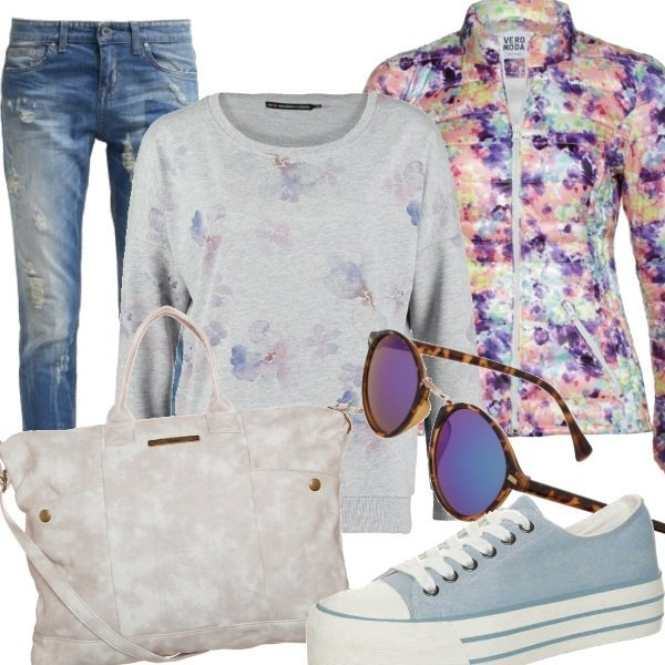 Outfit All'aria aperta