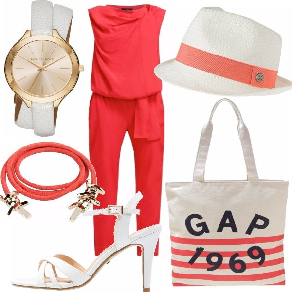Outfit Jumpsuit color fiesta!