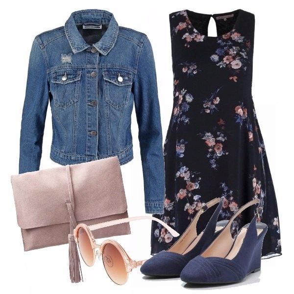 Outfit Passeggiata romantica