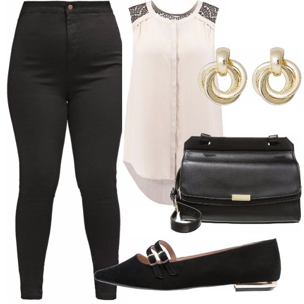 Outfit Elegante sempre