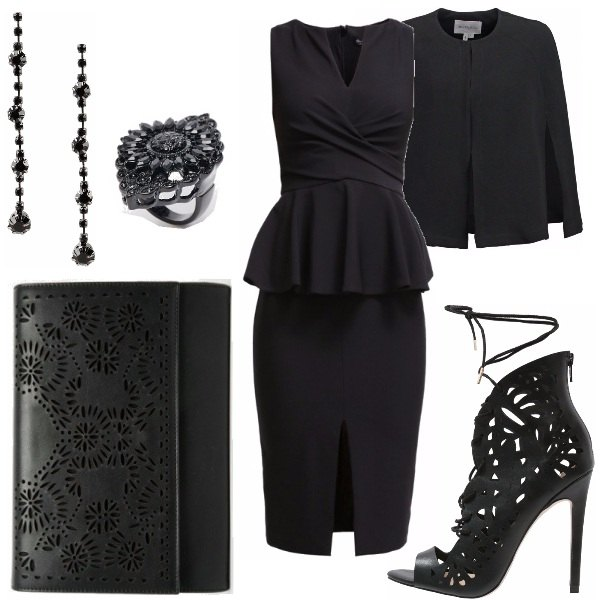 Outfit Late-afternoon wedding #2