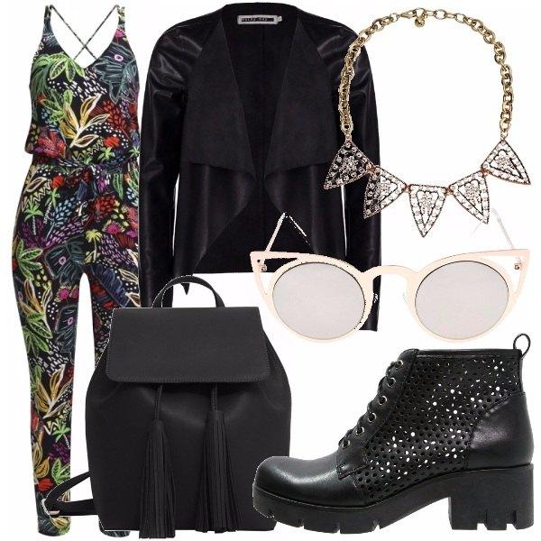 Outfit Urban rocker!