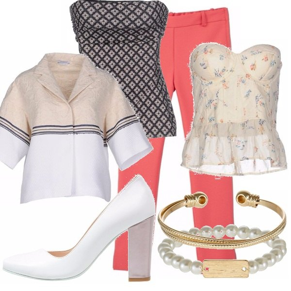 Outfit Capri for two